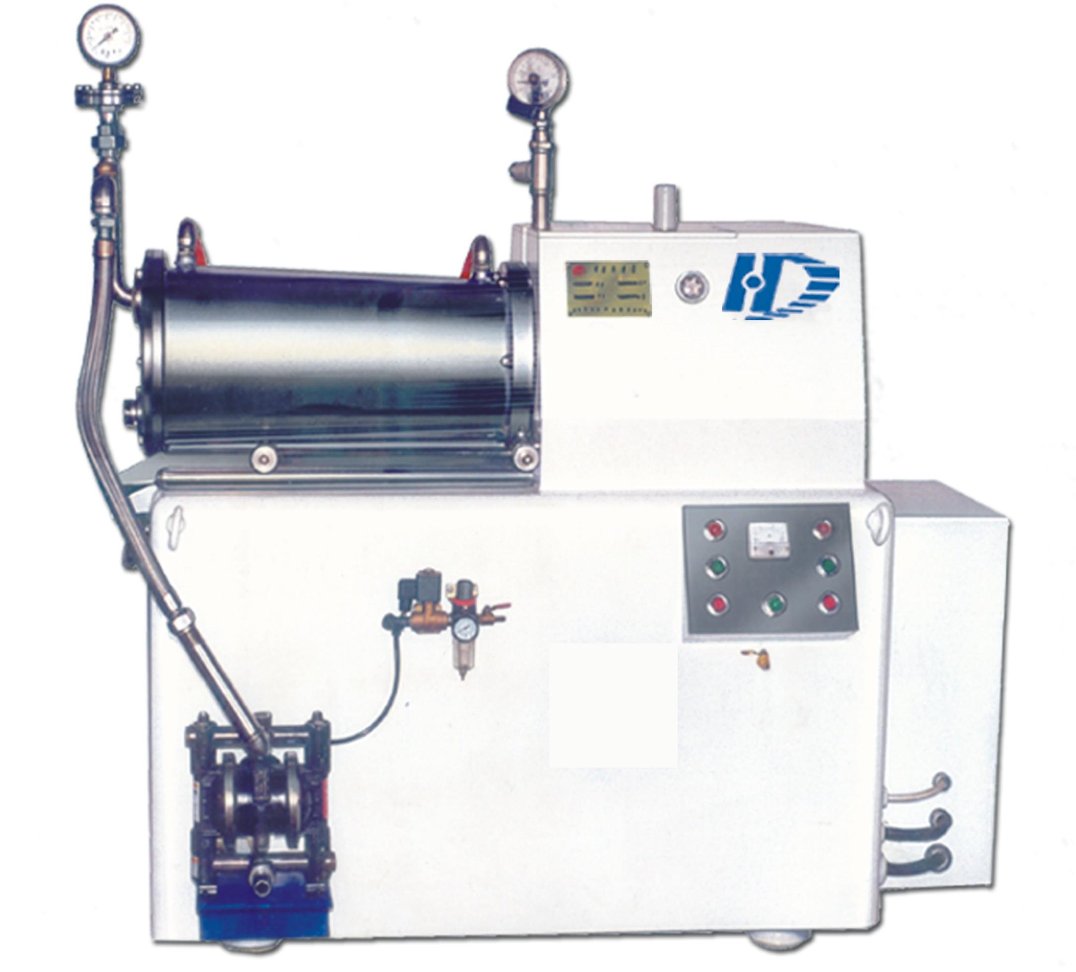 SMZ系列锥筒卧式密闭砂磨机